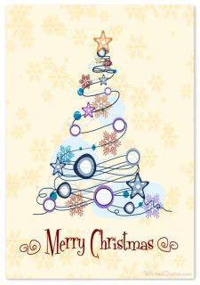 Merry christmas card 01