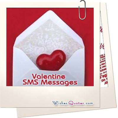 Valentine SMS Messages