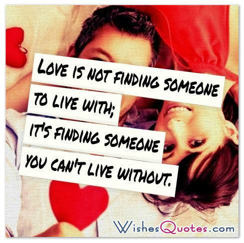 A Romantic Collection With Love Quotes Images For Valentine S Day