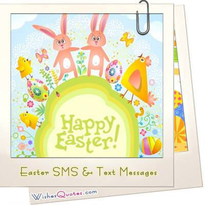 Easter sms text messages