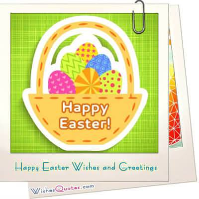 Happy easter wishes and greetings wishesquotes m4hsunfo