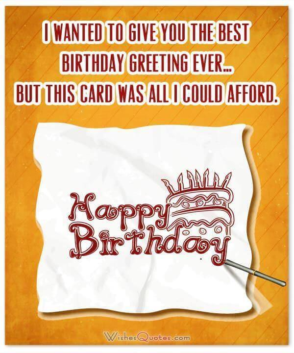 1000 unique birthday wishes to inspire you funny birthday card m4hsunfo