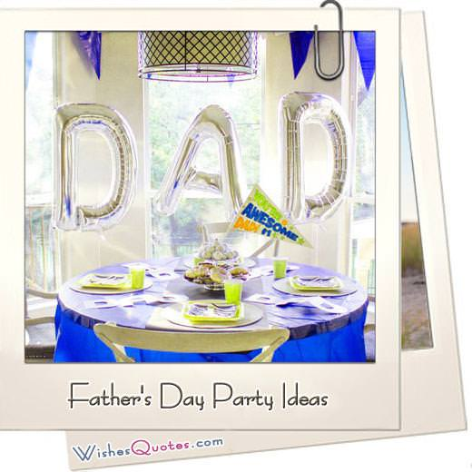 Fathers Day Party Featured Image
