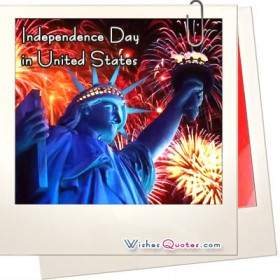Independence Day in United States / Fourth of July Messages and Greetings