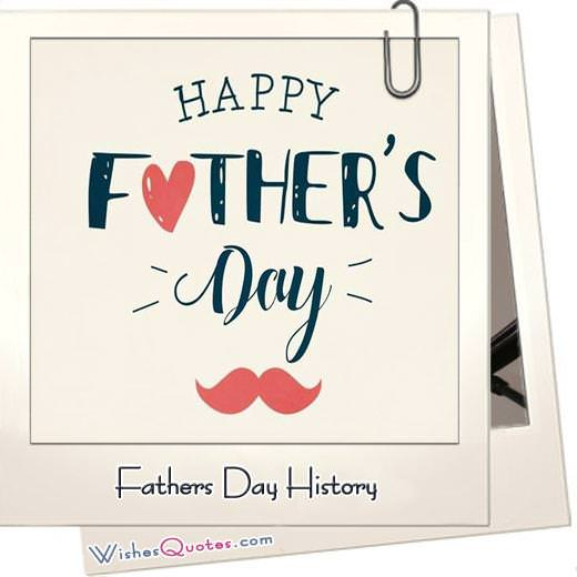 Fathers Day History Featured Image