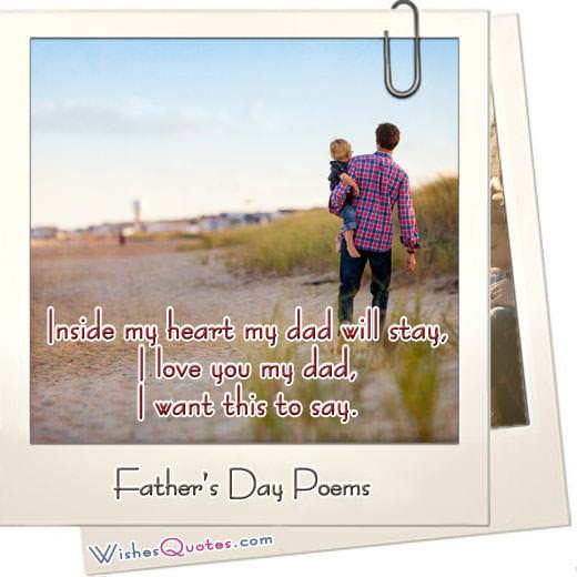 Fathers Day Poems Featured Image