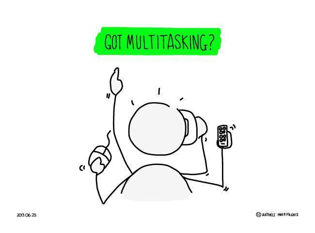 Got Multitasking