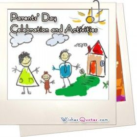 Parents' Day – Celebration and Activities
