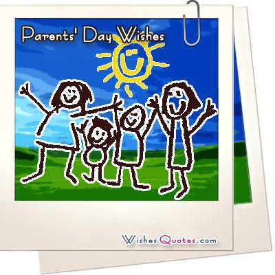 Parents' Day Wishes