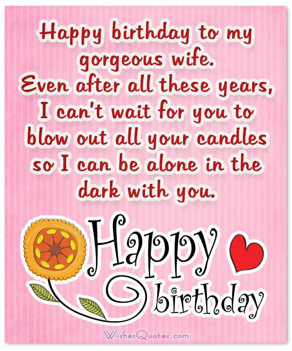 Romantic Birthday Love Messages: Birthday Wishes For Wife
