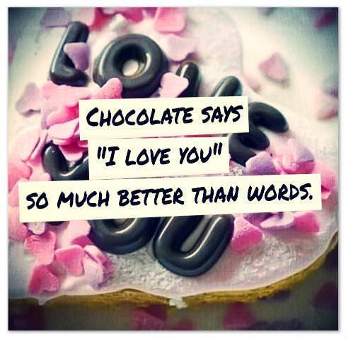 chocolate-says-love-you