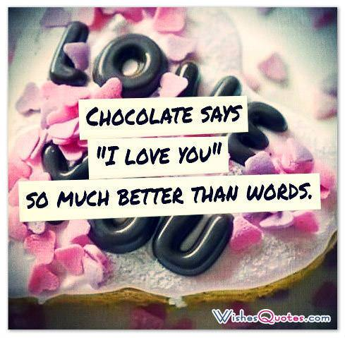 chocolate-says-love-you