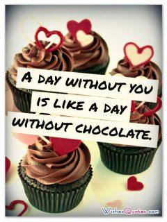 Day without chocolate