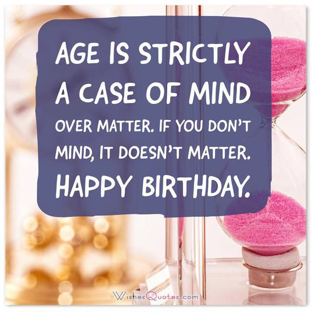 Birthday Quotes: Funny, Famous And Clever – By WishesQuotes