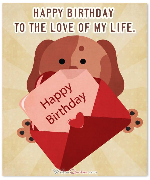 cute birthday wishes for your charming boyfriend by wishesquotes