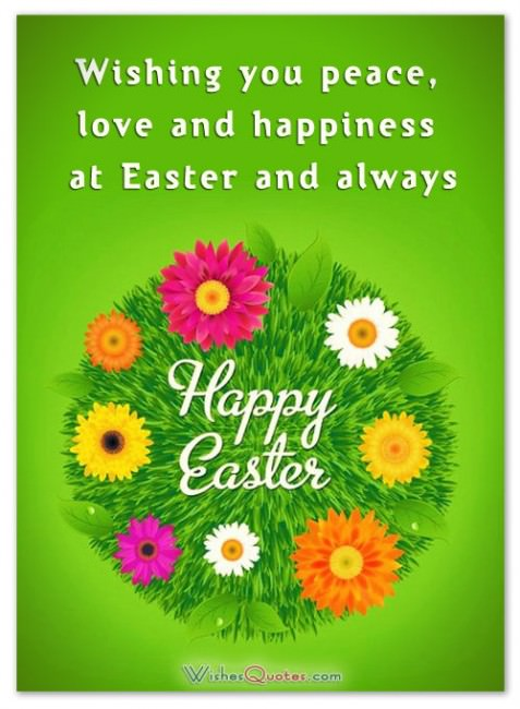 Easter greetings for friends and family easter greetings m4hsunfo Images