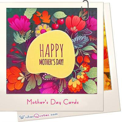 Happy Mother's Day Cards