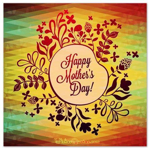 Mother's Day Cards - Happy Mother's Day