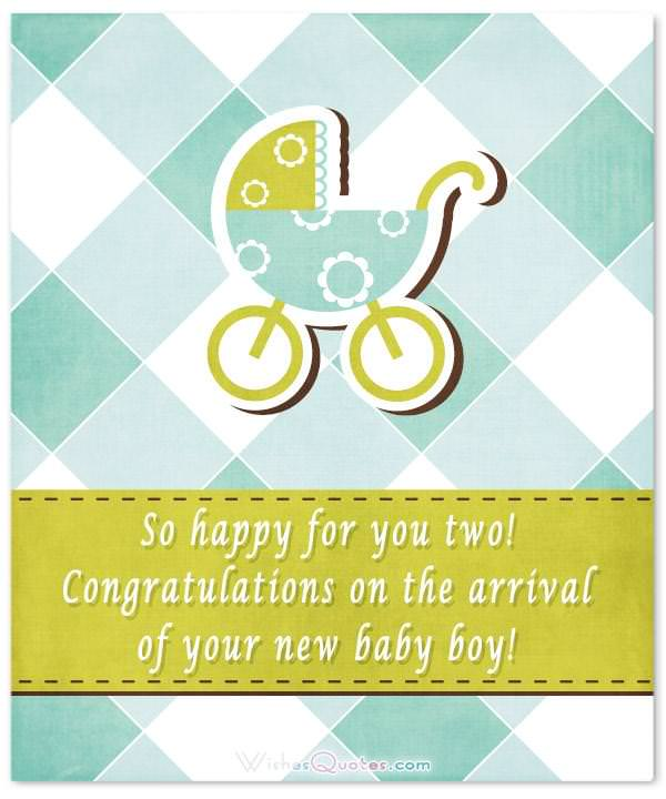 Baby boy congratulation messages with adorable images what to write in a newborn baby boy card m4hsunfo