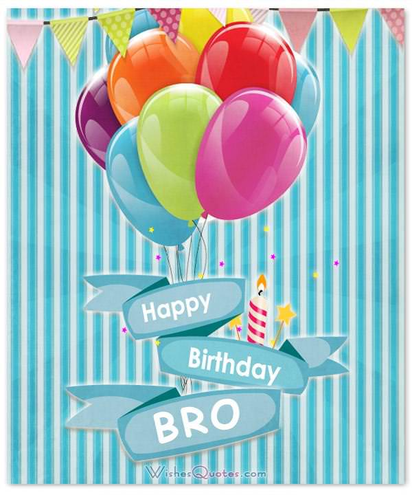 Cute Cards For Your Brothers Birthday