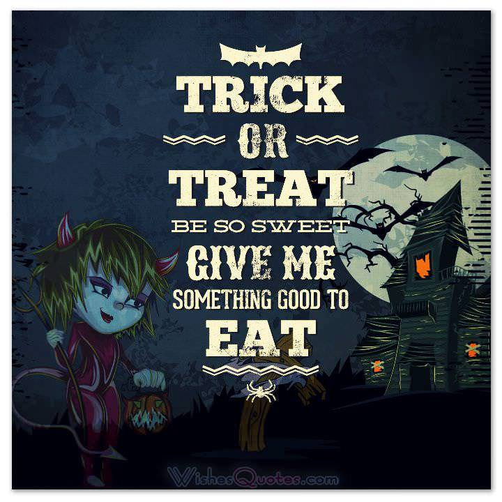 Attractive Halloween Quotes