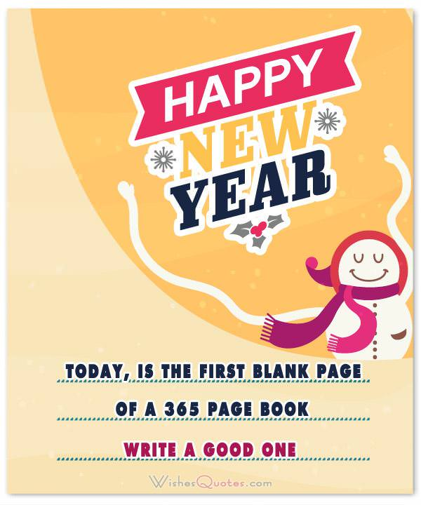 TODAY, IS THE FIRST BLANK PAGE OF A 365 PAGE BOOK. WRITE A GOOD ONE