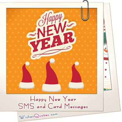Happy 2018 Happy New Year SMS and Card Messages