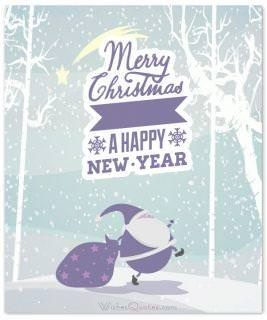 Merry christmas card 07