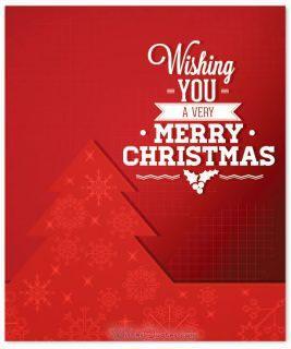 Merry christmas card 14