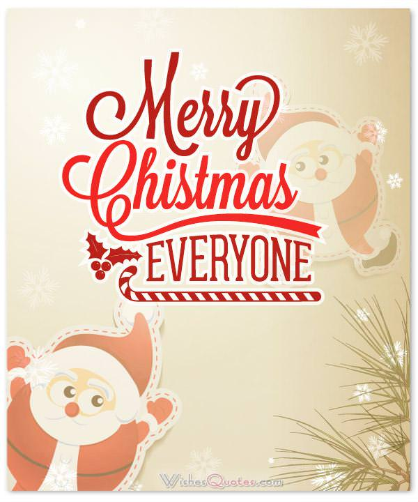Christmas Quotes For Cards: 20 Amazing Christmas Images With Cute Christmas Greetings