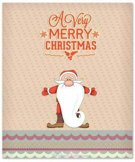 Merry christmas card 18