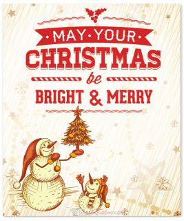 Merry christmas card 20
