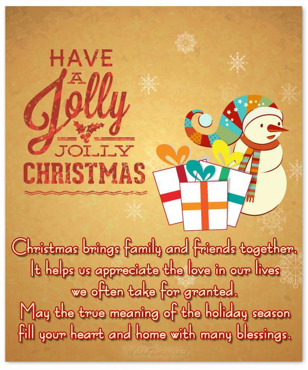 Top 20 Christmas Greetings Cards to Spread Christmas Cheer – Birthday Cards Sayings for Friends