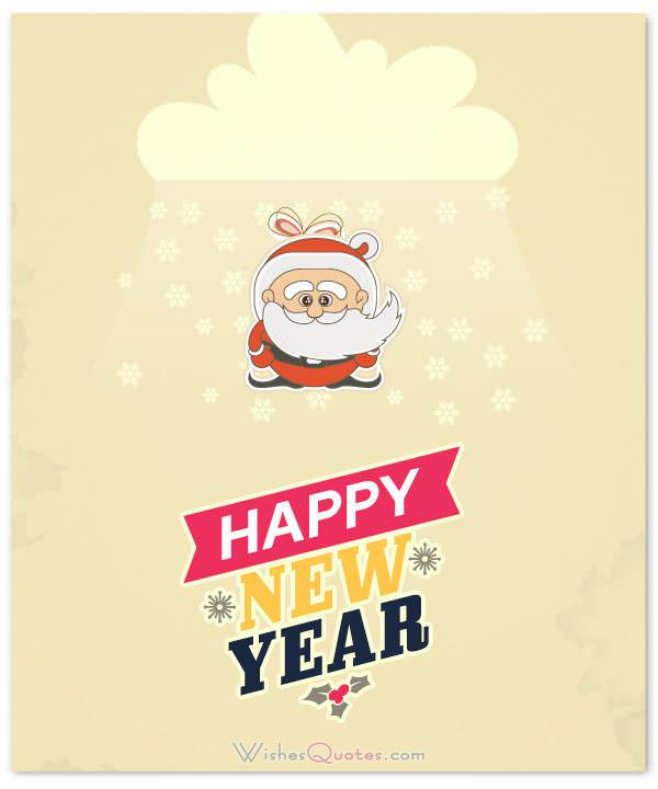 20 cute happy new year greeting cards happy new year card 04 m4hsunfo