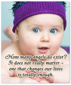 Angel baby quotes