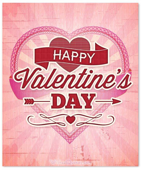 Sweet Valentines Day Love Cards for Someone Special – Valentine Card Love Messages