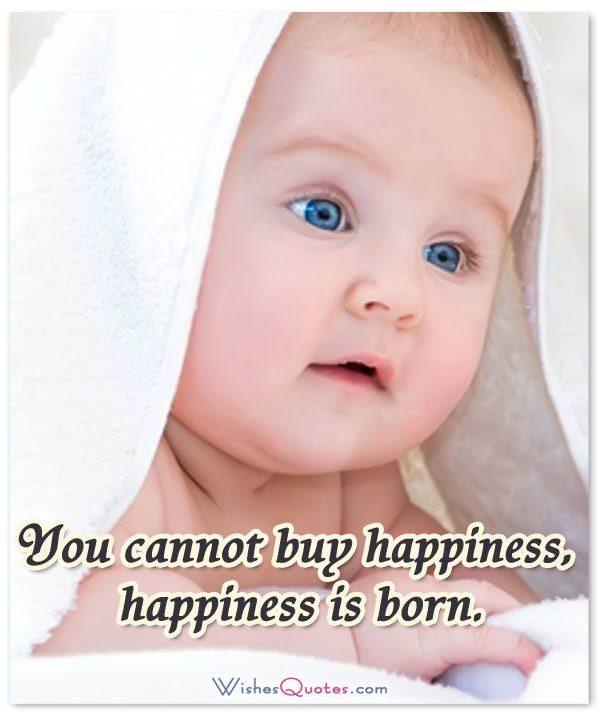 Inspirational Newborn Baby Quote