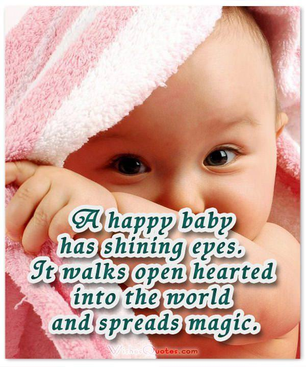 Newborn Baby Quotes to Share