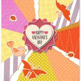 Happy valenties day card 01