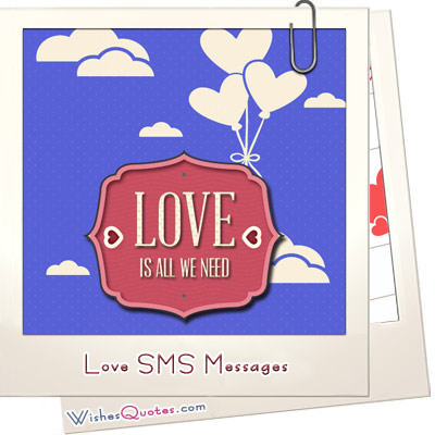 Love sms featured image