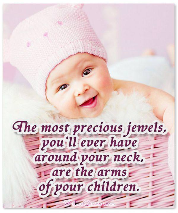 New Baby Wishes Quotes. QuotesGram