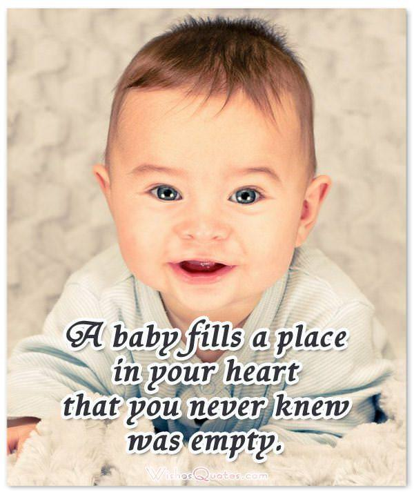 Cute Newborn Baby Quote
