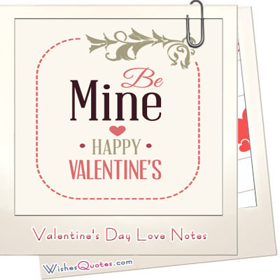 ... Valentines Day Love Notes Featured Image