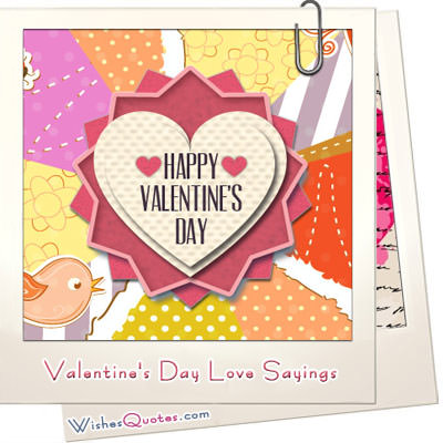 Valentines day sayings featured image