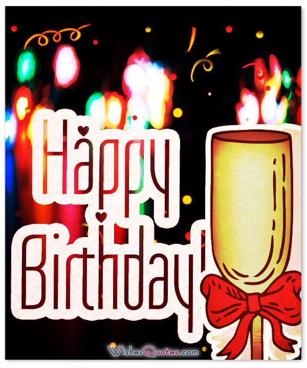 Happy Birthday Quotes And Toasts. QuotesGram