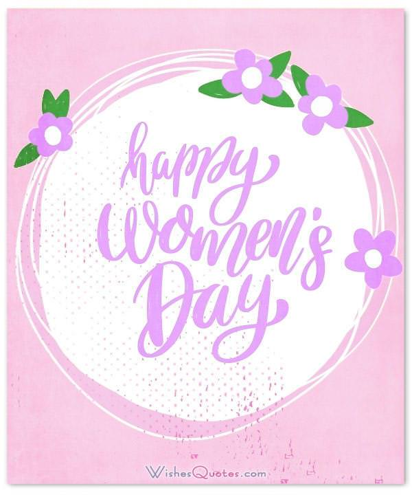 Womens Day Messages 2018 Update With Images Wishesquotes