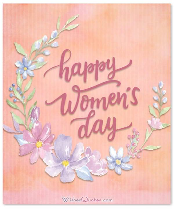 Happy Womens Day Wishes 2019 Update With Images Wishesquotes