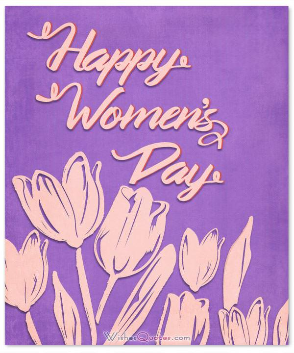 Women S Day Messages 2019 Update With Images Wishesquotes