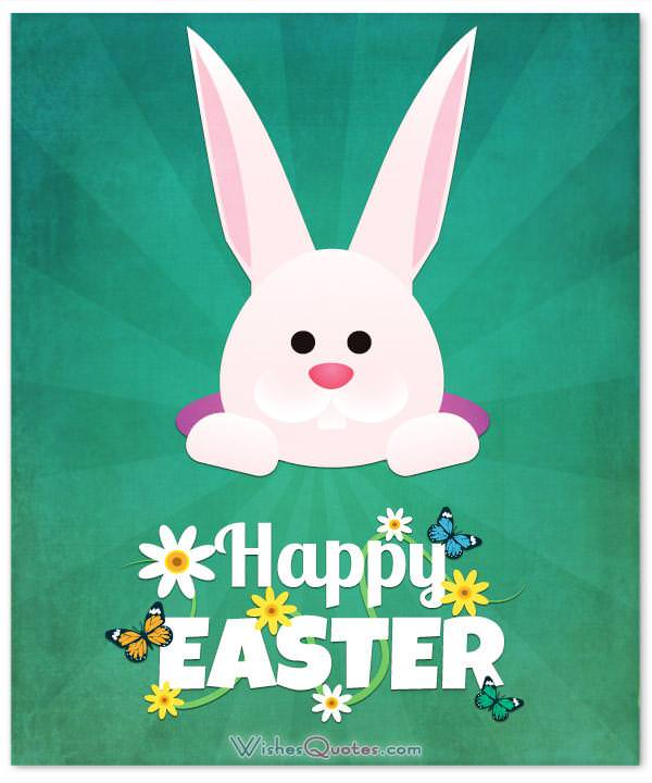 Happy Easter Image Card