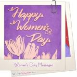Womens Day Messages Featured